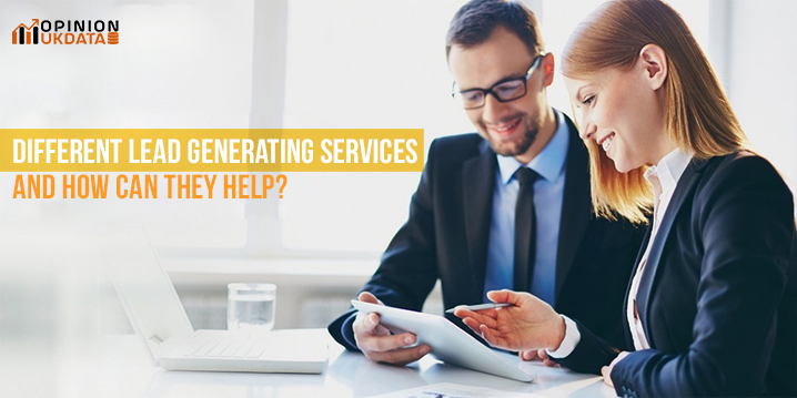 Different Lead Generating Services And How Can They Help